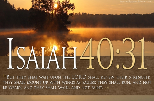 Bible-Verses-On-Faith-Isaiah-40-31-River-Scripture-HD-Wallpaper