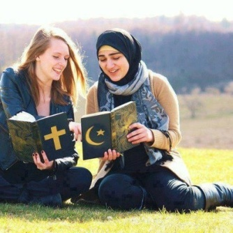 Christian.Muslim women