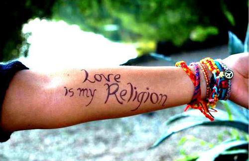 ***love-is-my-religion