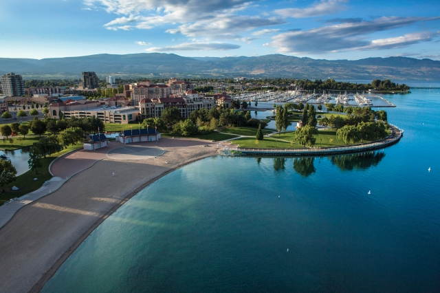 Kelowna Lake Shore